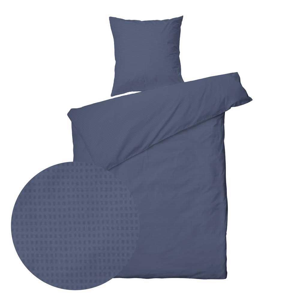a17e865e836 Sengetøj Blocks Blå 140x220 cm - Kvalitets sengesæt Tilbud Online