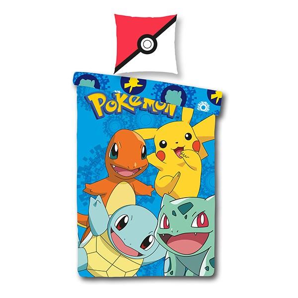 pokemon sengetøj Pokemon Sengetøj 140x200 cm   Køb Tilbud Online pokemon sengetøj