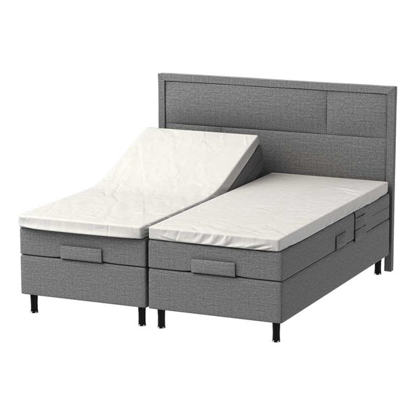 ProSleep Paris L600 - elevationsseng - 180x200