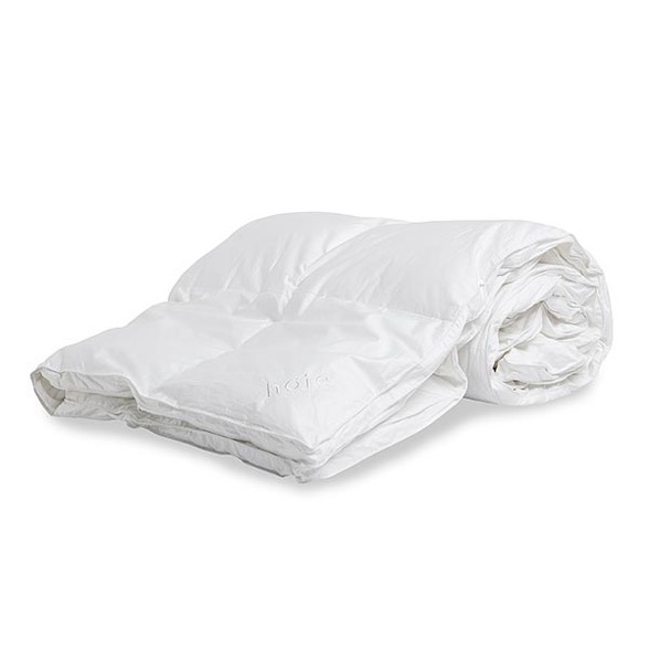 Allergivenlig Downfeel dyne - helårs/varm - Høie - 140x220 cm