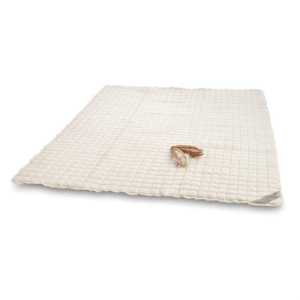 Økologisk rullemadras - Kapok - 180x200 cm